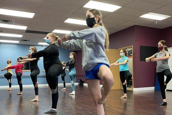 Recreational Dance Classes Minneapolis, MN